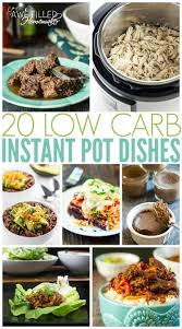 instant cuisine 20 low carb instant pot dishes instant pot low carb and easy
