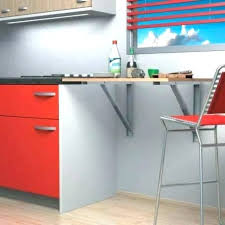 table de cuisine escamotable table cuisine escamotable ou rabattable table cuisine amovible