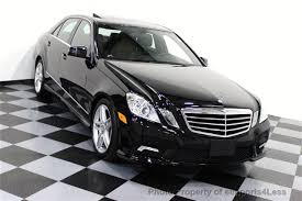 mercedes e class 350 amg 2011 used mercedes certified e350 amg sport package