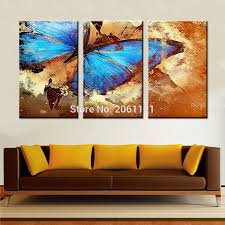 oil paintings butterflies promotion shop for promotional oil