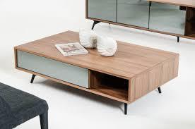 modern walnut coffee table kennedy modern walnut coffee table