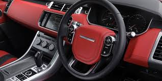 range rover interior 2017 land rover range rover sport svr review carwow