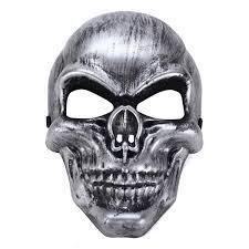 Skeleton Mask Horror Skull Mask Halloween Masquerade Carnival Party Sale
