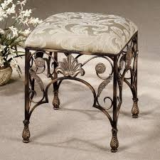 Vanity Stool On Wheels Vanity Chairs Touch Of Class