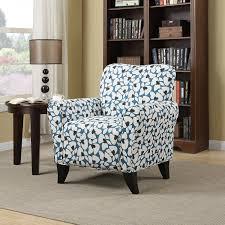 amazon com handy living bf340c pvb55 103 sasha chair blue modern