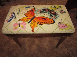 How To Repurpose Piano Benches by Remodelaholic Redoing A Piano Bench Wood To Black From Drab To