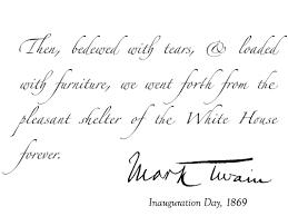 mark twain thanksgiving quotes twain inauguration quote copy jpg