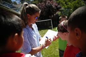 summer days with brandi chastain by the players u0027 tribune