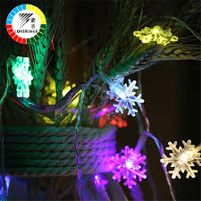 coversage 10m 100 leds string garland tree curtain