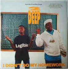 Deep       I Didn     t Do My Homework  Vinyl  at Discogs Discogs
