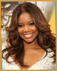 ombre hair color fro african american women two toned hair color ideas for black women male models picture of