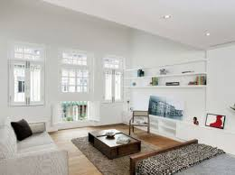 modern contemporary office informal meeting room interior design