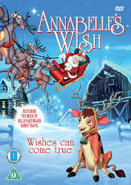 annabelle s christmas wish annabelle s wish dvd import randy travis