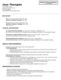 Massage Therapist Resume Template 100 Sports Resume Examples Personal Trainer Resume Example