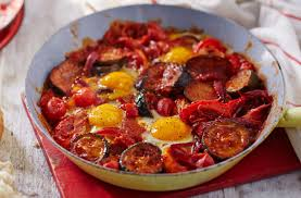 cuisine ratatouille one pan ratatouille eggs tesco food