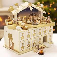nativity advent calendar countdown to christmas traditional advent calendars advent