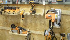 building a french cleat system for power tools youtube