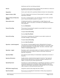 Best Text For Resume by Radiofrequency Identification Glossary