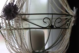 Wire Chandelier Diy Stylish Wire Basket Chandelier Diy Chandelier Diy And Crafts
