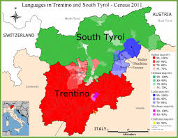 Map Of Austria And Italy by Trentino Alto Adige Maps Italy Maps Of Trentino Alto Adige