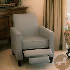 Recliner Chair Small Small Space Recliner Foter