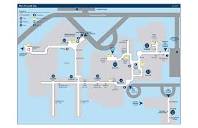 hospital entrances directory and floorplans medstar washington