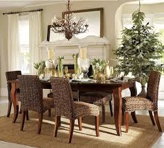 christmas dining room decorations astonishing dining table rustic room ideas christmas decor for