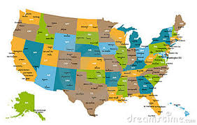 united states map with all the states and cities us map of states and cities united states map with all the states