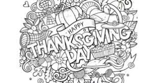 thanksgiving banner coloring print out festival collections