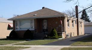 Ranch Style Bungalow File Chicago Bungalow Jpg Wikimedia Commons
