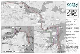 Ocean City Map The Race 2 June 2018 U2013 Ocean To City U2013 An Rás Mór