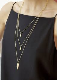 new trend goes classy with long necklaces bingefashion