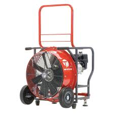 tempest ppv fan blower dd gas 18in honda gx160 8cgu1 910 1120