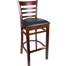 Leather Bar Stools With Back 32 Inch Bar Stools Roselawnlutheran