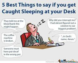 Sleep At Work Meme - cognitive behavioral therapy sleep anxiety sleeping at work meme