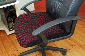 Office Chair Slipcover Pattern Blog U2013 Planetjune By June Gilbank Crochet Seat Cover