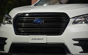 subaru forester 2019 2019 ascent fills the gap at top of subaru u0027s suv roster the car