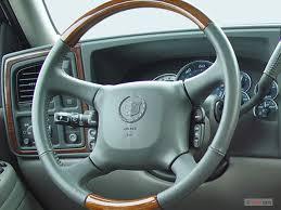 cadillac escalade steering wheel image 2003 cadillac escalade ext 4 door awd steering wheel size