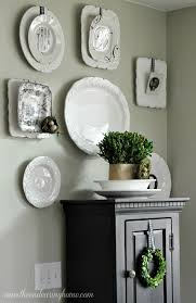 Decorative Hanging Plates Simple Decoration Hang Plates On Wall Shining Design 25 Best Ideas