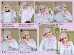 tutorial hijab segi empat paris simple hijab tutorial segiempat paris hijab wanita cantik