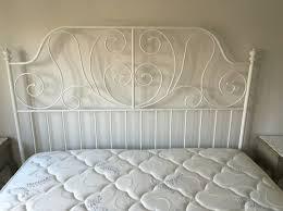 ikea leirvik king size bed frame for sale in dublin 4 dublin from