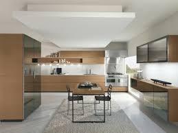 la cuisin cuisines cuisine bois etageres vitrees la cuisine colombinicasa