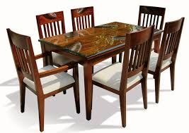 hardwood dining table set candresses interiors furniture ideas