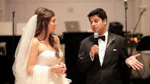 wedding groom and groom wedding speech