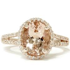 gold and morganite ring which morganite engagement ring