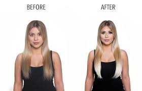 piccolina bellami review piccolina 120g 18 ash blonde 60 hair extensions bellami