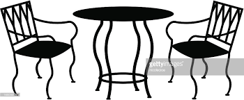 Wrought Iron Patio Furniture by Black Wrought Iron Patio Table