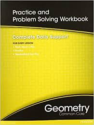 geometry practice and problem solving workbook answers 28 images