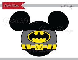 mickey mouse ears spirit halloween supergirl in minnie mouse ears head with instant download