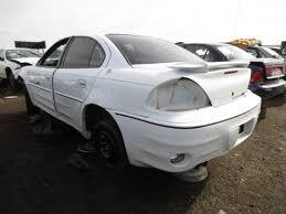 Pontiac Grand Am Interior Parts Junkyard Find 2000 Pontiac Grand Am Gt The Truth About Cars